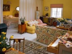 单身公寓装饰装潢设计效果图