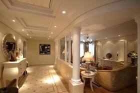 欧式家庭室内过道装修