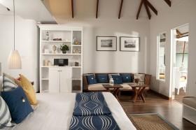 北欧风格卧室装修效果图大全 三居卧室装修效果图