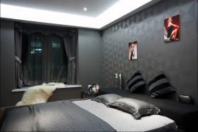 卧室飘窗装修效果图   飘窗最新装修效果图