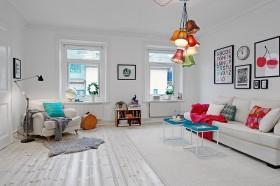 小客厅装潢效果图 小户型房屋装修