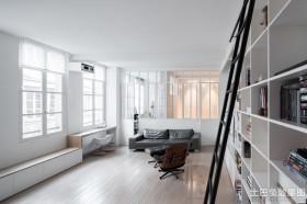 极简主义室内设计效果图2014
