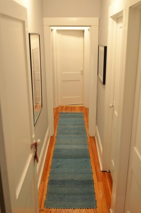 室内过道地毯装饰效果图片