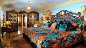 美式卧室装修效果图大全 主卧室装修装饰效果图