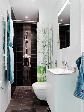 小卫生间装修效果图  现代小卫生间装修设计