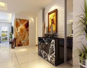 2013客厅玄关装修设计效果图
