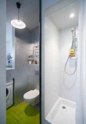 小面积卫生间装修效果图  卫生间隔断装修设计