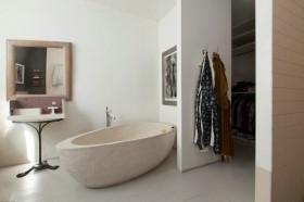 卫生间装修效果图  卫生间浴缸装修效果图欣赏