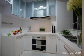 二居室厨房设计效果图