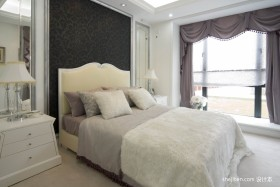 别墅卧室装修效果图大全2012图片  2012最新别墅卧室装修