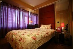 中式卧室装修效果图  中式卧室装修效果图大全2013图片