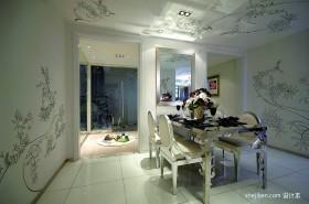 四室两厅两卫餐厅装修效果图大全