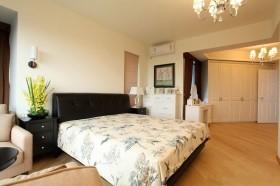 四室两厅卧室装修样板房   2012欧式卧室装修效果图