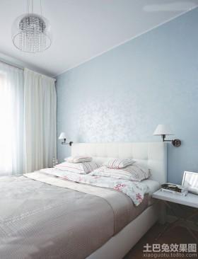 简约90平二居卧室装修效果图