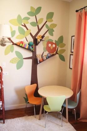 小户型儿童房装修图欣赏