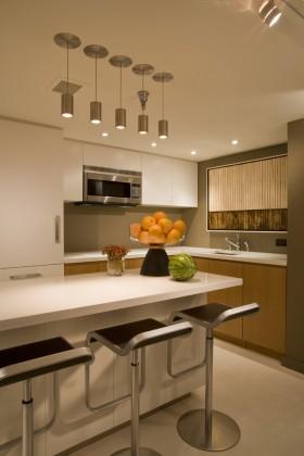 90平米餐厅厨房装修效果图
