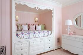 粉色儿童房装修效果图  儿童房装修效果图大全