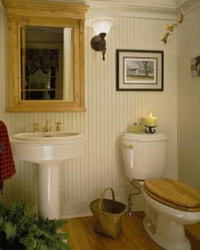 最新两室一厅卫生间装修效果图