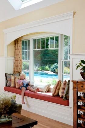 2013客厅飘窗设计图片