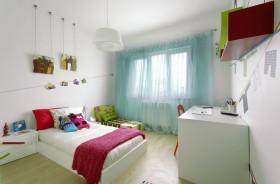 儿童卧室小书房装修效果图 图大全2013图片