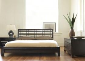 家装卧室榻榻米床装修效果图片