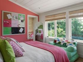 二居阁楼卧室装修效果图大全