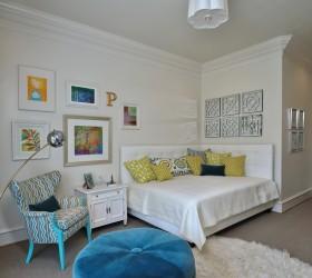 简约风格卧室装修效果图大全 简约卧室吊顶装修效果图