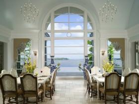 欧式别墅餐厅装修效果图欣赏