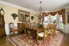 美式家庭餐厅设计装修