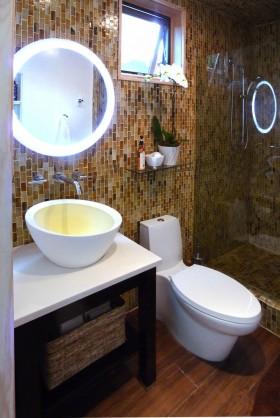 卫生间装修效果图大全  厕所装修效果图