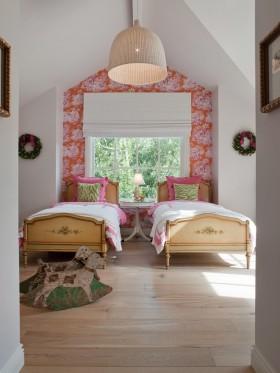儿童卧室设计效果图欣赏