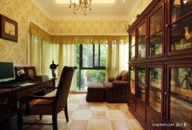 2013最新两室一厅书房装修效果图