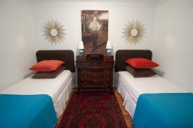 欧式简约双人房卧室装修效果图大全