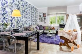现代客厅装饰效果图片