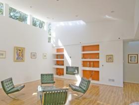 简约现代客厅装修效果图