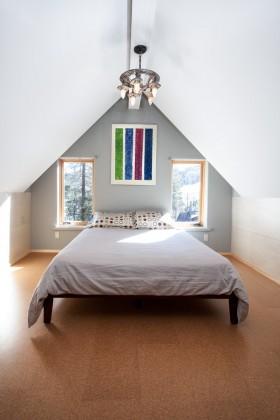 阁楼卧室装修效果图大全