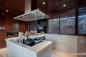 别墅厨房设计效果图欣赏