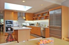 简约风格整体厨房装修效果图大全