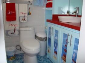 4平米小面积卫生间装修效果图