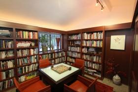 家庭大书房布置