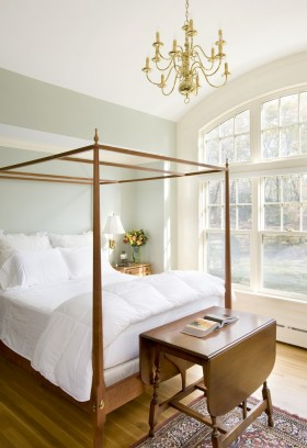 两室两厅卧室装修整体效果图