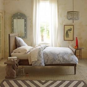 卧室窗帘装修效果图大全