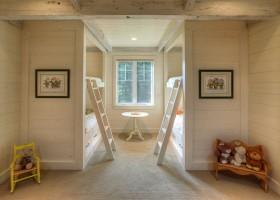小户型双胞胎儿童房装修效果图