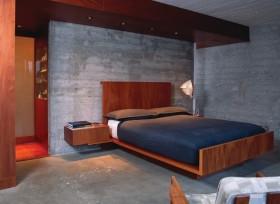 卧室榻榻米地台床装修效果图大全