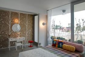 家装卧室书房设计效果图