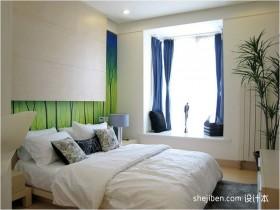 两室一厅卧室装修效果图片
