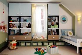 儿童房间布置效果图片大全