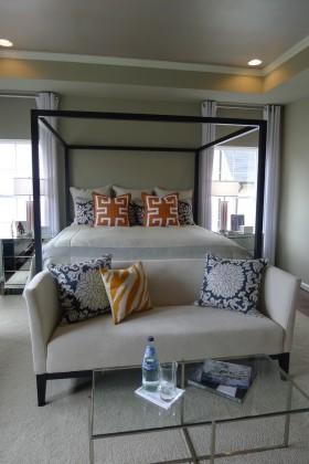 家装卧室效果图