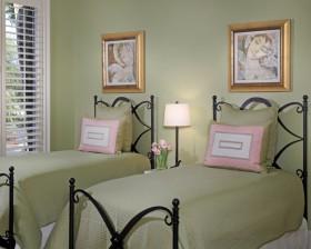 四室两厅双人卧室装修效果图