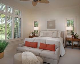 30平主卧室装修样板房效果图